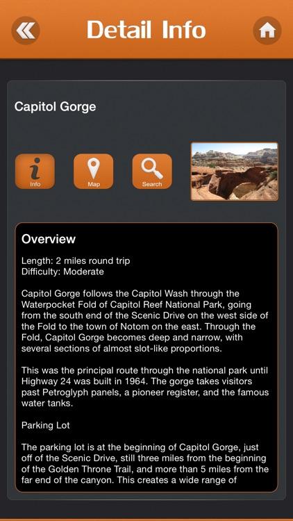Hiking in Utah National Parks screenshot-3