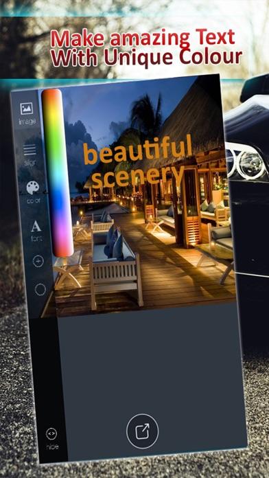 Texto en Imágenes - Escribir hermosas Leyenda Fuentes y lindo para las fotosCaptura de pantalla de3