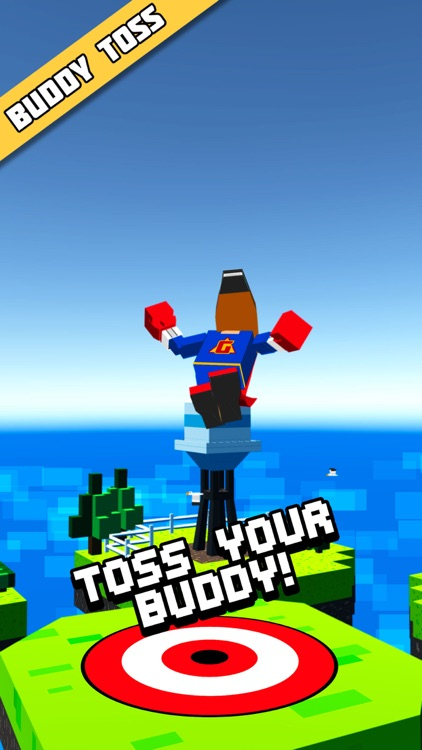 Buddy Toss screenshot-4