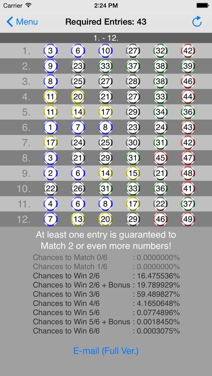 6/49 Win! - Free