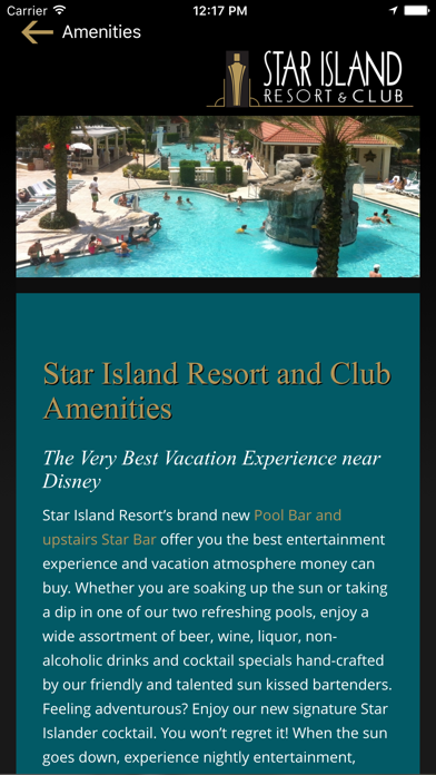Star Island Resort screenshot two