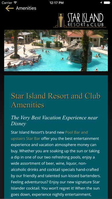 Star Island Resort screenshot two