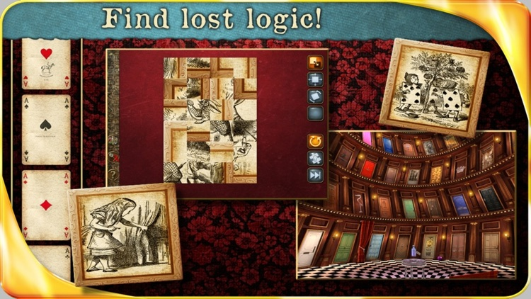 Alice in Wonderland – Extended Edition - A Hidden Object Adventure screenshot-2