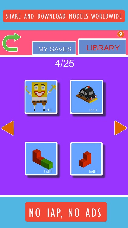 Blox 3D Junior screenshot-3