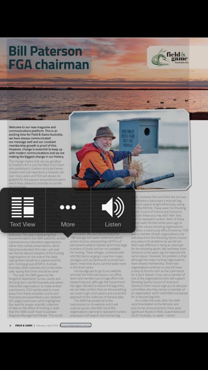 Field and Game Magazine screenshot-3