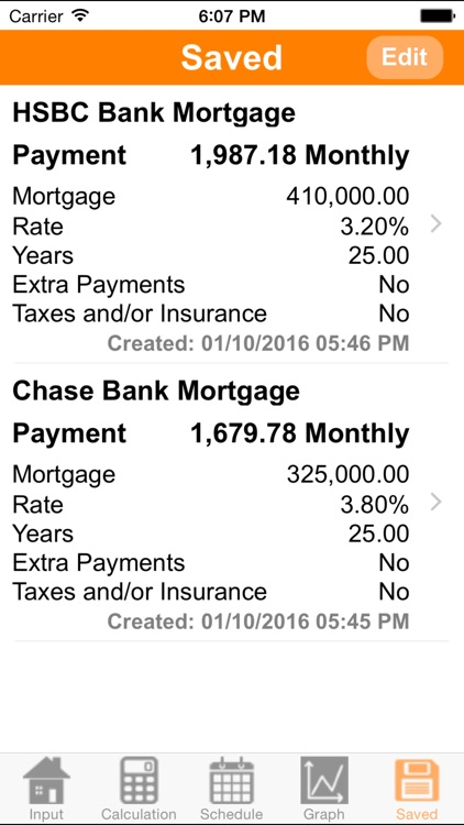 Mortgage Calculator Plus screenshot-4