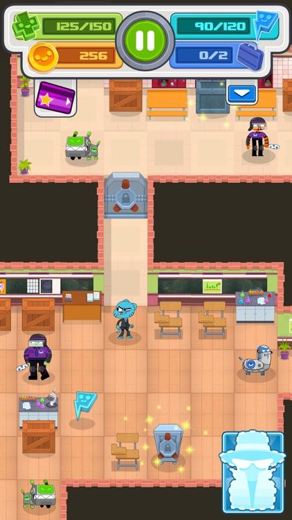 Agent Gumball - Roguelike Spy Game screenshot-0