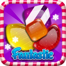 Fantasy Jelly  World: Match Game Free
