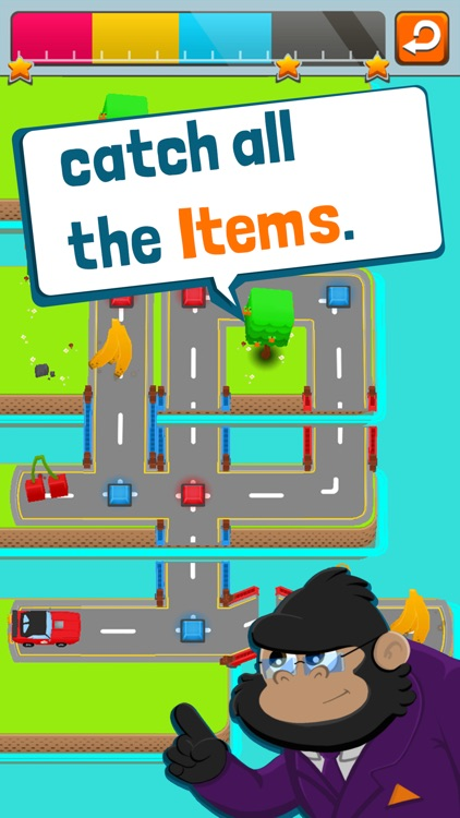 Crazy Maze - Traffic Puzzle screenshot-4