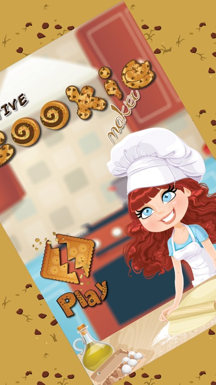 Creative Cookie Maker Chef - Make, bake & decorate different shapes of  cookies in this