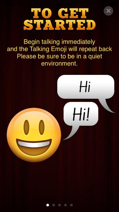 Talking Emoji Pro - Send Video Texting Emoticons using Voice Changer