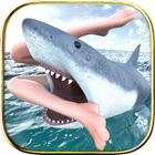 Shark Sim Beach Killer icon