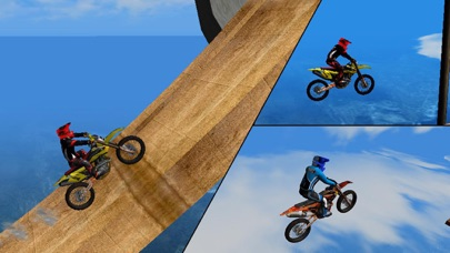 Dirt Bike 3D. Fast MX Motor Cross Racing Driver Challengeのおすすめ画像1