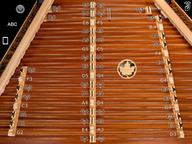 D550 MIDI - Hammered Dulcimer MIDI Controller - Dusty Strings Edition screenshot-0