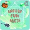 英语趣味比赛 - 拖放孩子游戏轻松学英语
