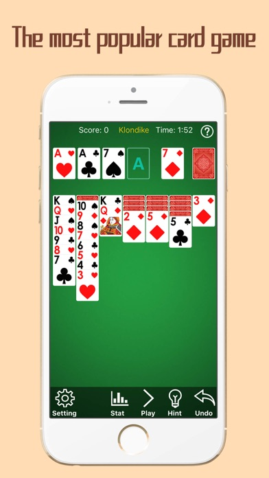Klondike Solitaire Mobile Games Get 4 Merged Cards