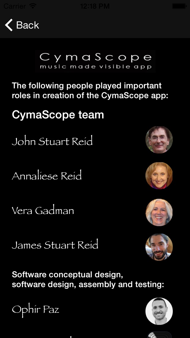 download CymaScope - Music Made Visible apps 4