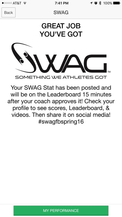 SWAG by SpeedTracs screenshot-3