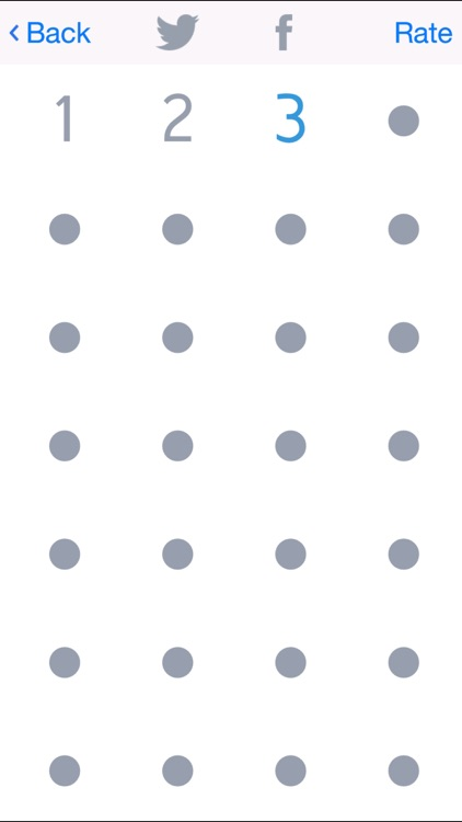 Squares - A Squares Puzzle Game