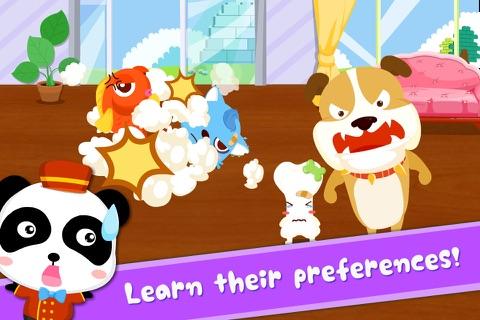 Panda Hotel - Puzzle - náhled