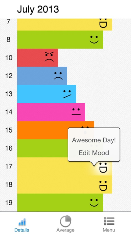 Daily Mood - Journal Diary Gratitude