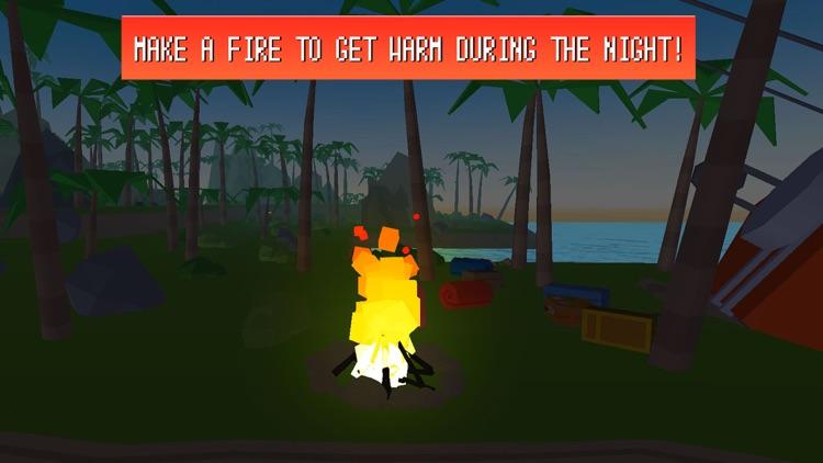 Craft Island Survival Simulator 3D screenshot-3