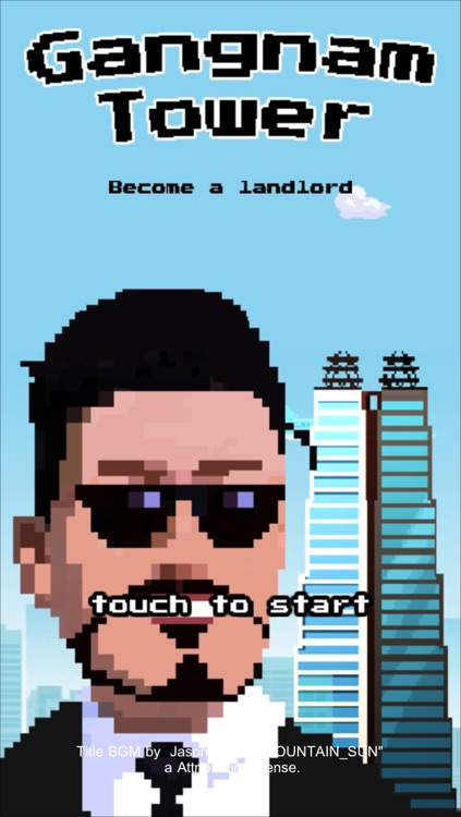 Gangnamtower - become a landlord