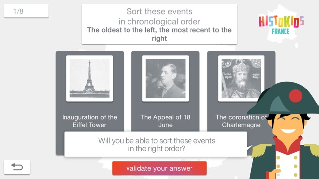 Histokids France Learn History Of France With Fun Not Only For