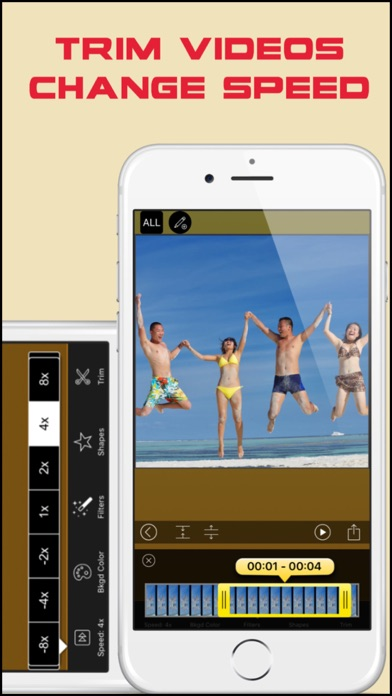 Video Merger and Movie Maker Pro with Text & Music screenshot four