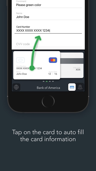 Easy Pay Keyboard by Hotspot Shield - Simple & Secure Credit Card & Debit Card Payment app image