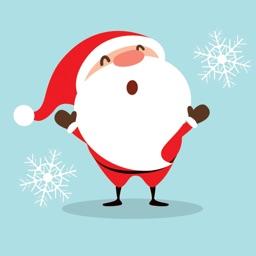 Santa Cards : FREE Christmas greeting cards maker