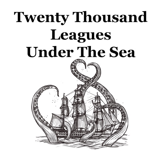 Twenty Thousand Leagues Under The Sea!