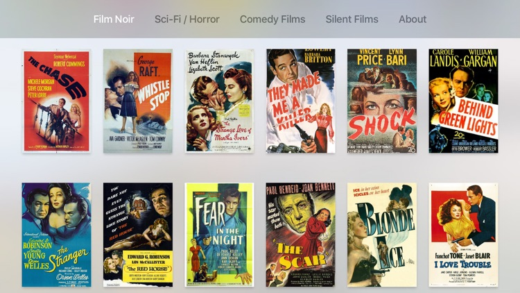 Free Classic Films and Movies