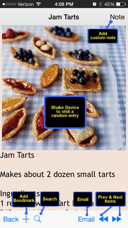 Pies & Tarts Recipes screenshot-3