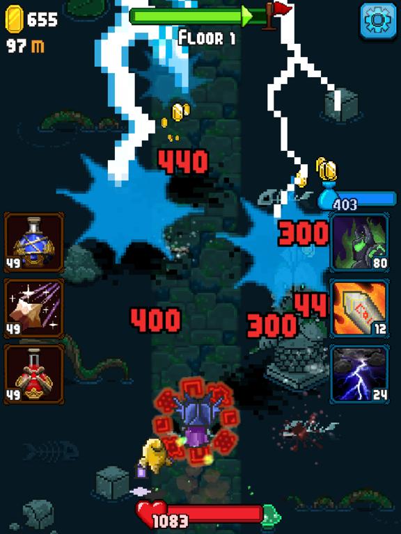 Screenshot #6 pour Dash Quest
