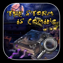 The Storm is Coming : Detective Puzzle Solved Hidden Objects
