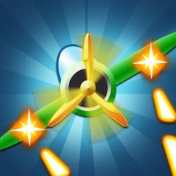 Epic Airplane Gun Shooting Madness - top virtual shooting race game