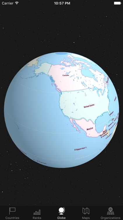 WorldABC Blue — The CIA World FactBook