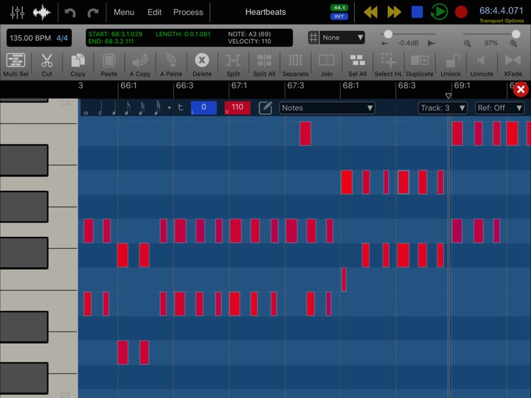 Auria Pro - Mobile Music Production screenshot-2