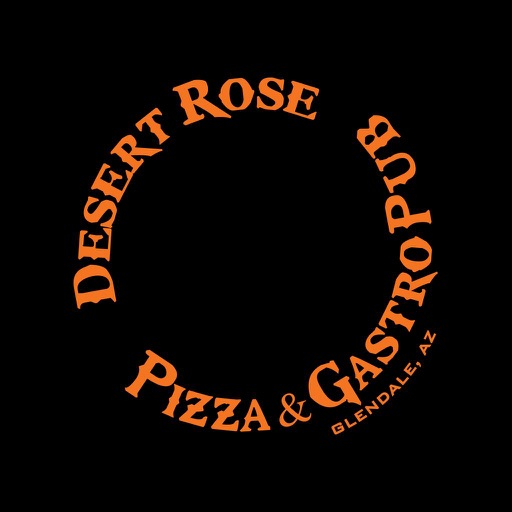 Desert Rose Pizza & Gastropub icon