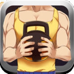 Kettle-Bell & Abs Workout FREE - 10 Minute Dumb-bell Six-Pack Exercises & Core Cross Training