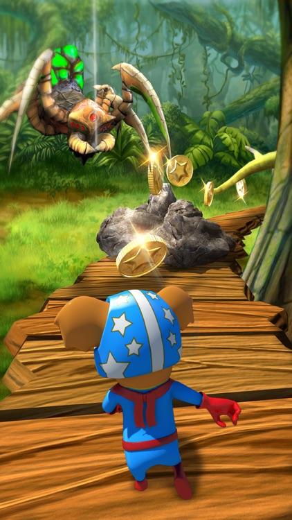 Koala Tree : Epic Run & Jumping Adventure screenshot-3