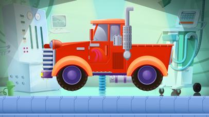 Truck Builder - Driving Simulator Games For Kids screenshot three