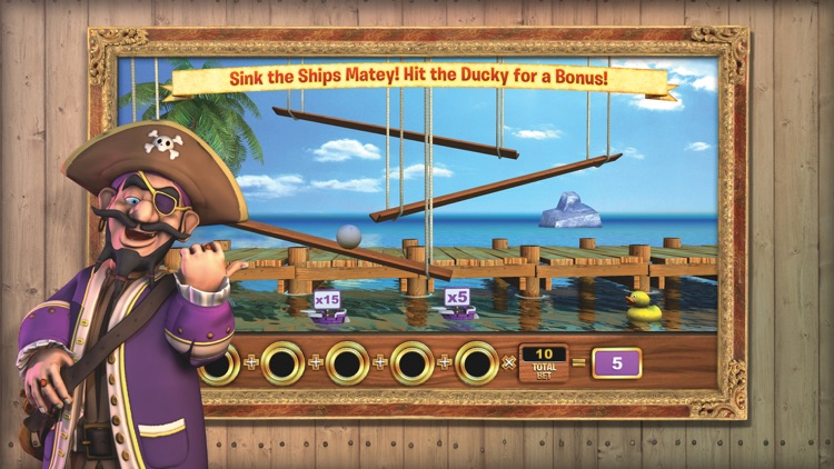 Crazy Pirate Slots 2
