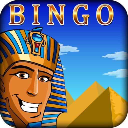 Bingo Pharaoh's Style Pro - Free Bingo Game
