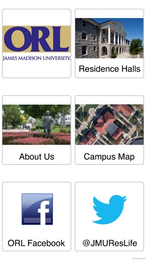 JMU Res Life on the App Store