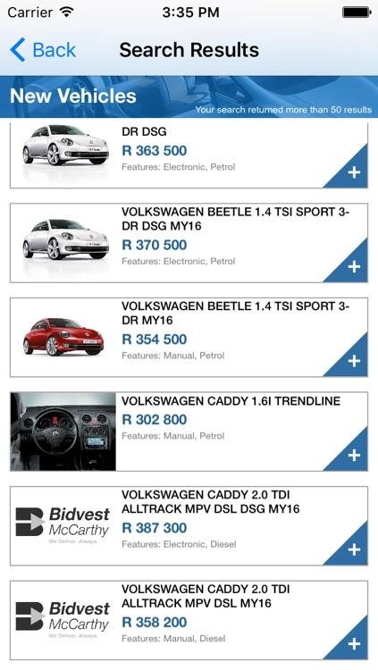 McCarthy VW screenshot-4