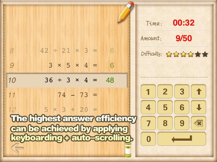 Quick Calculation screenshot-3