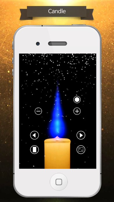 Candle - live, romantic, love screenshot two