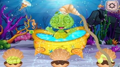 Baby Turtle Salon screenshot one